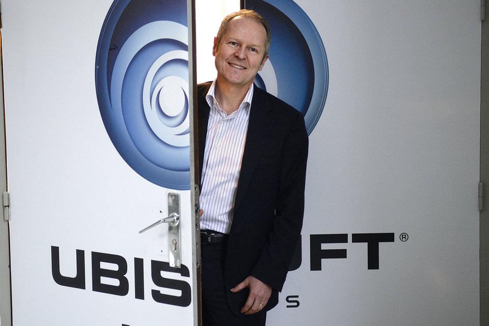Президент компании Ubisoft Ив Гиймо