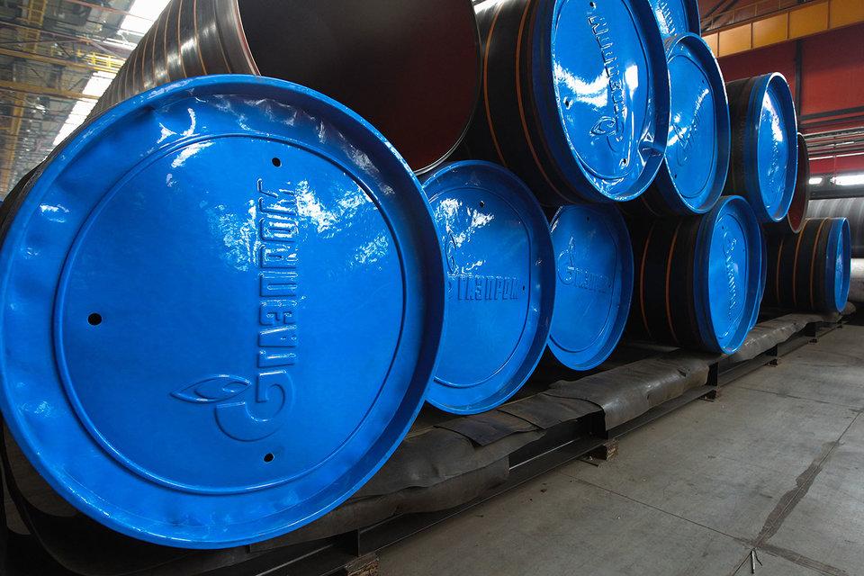 ФАС уже несколько раз давала рекомендации «Газпрому» о способах покупки труб