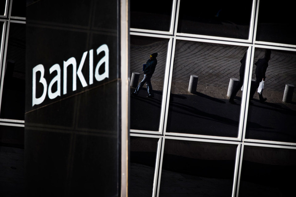 В 2012 г. Bankia, по активам занимавший четвертое место среди испанских банков, оказался на грани банкротства