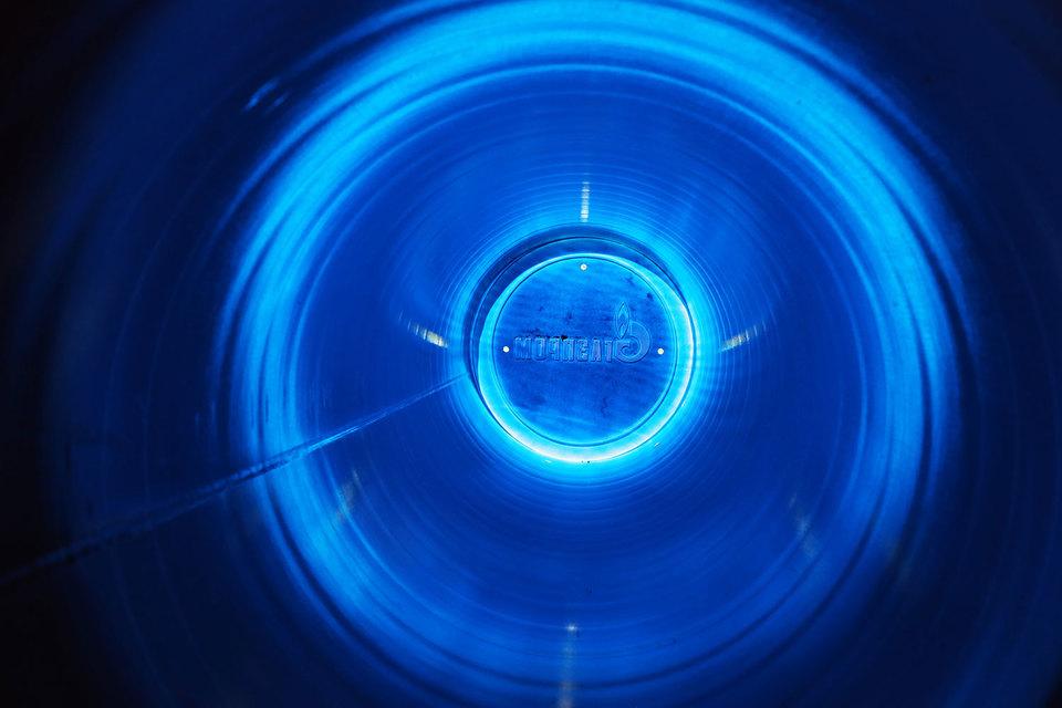 «Газпром» купил трубы