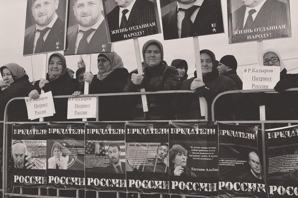 Все, что на федеральном уровне только начинают делать с внесистемной оппозицией, глава Чечни уже давно освоил
