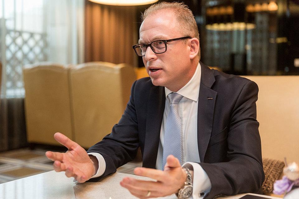 Генеральный менеджер Lotte Hotel Moscow Мортен Андерсен
