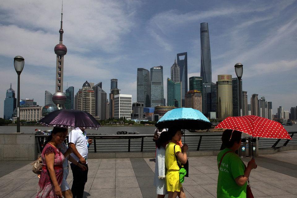 Рост банковского кредитования в Китае был рекордным в январе