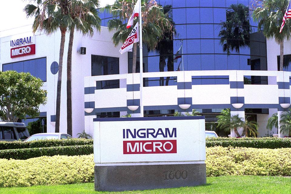 В Ingram Micro работает около 27 000 человек