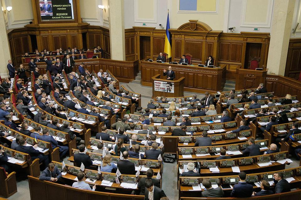 """После выхода """"Самопомощи"""" в коалиции остается 215 депутатов, что меньше 226, необходимых для формирования коалиции"""