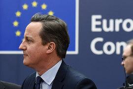 Торг на переговорах идет за позицию Кэмерона