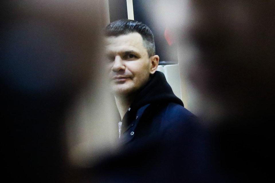 Дмитрий Каменщик отпущен домой