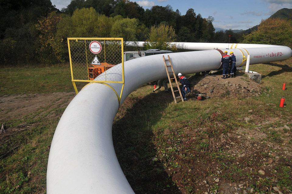 Украина хочет найти инвестора для газотранспортной системы, которая нуждается в модернизации
