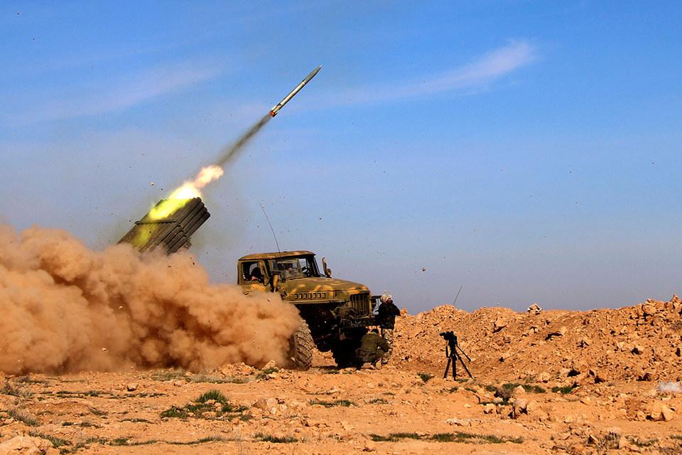 Вооруженным силам САР и их союзникам удалось отбить 18 населенных пунктов у «Исламского государства»