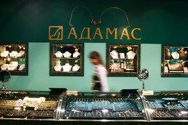 Задолженность компаний группы «Адамас» перед Сбербанком - 2,48 млрд руб.