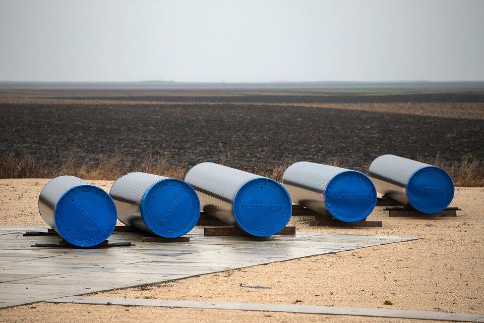 «Газпром» снова обсуждает поставку газа в Грецию и Италию по дну Черного моря