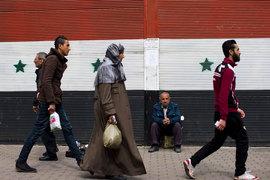 Песков: Сирия не участвовала в переговорах Россия – США