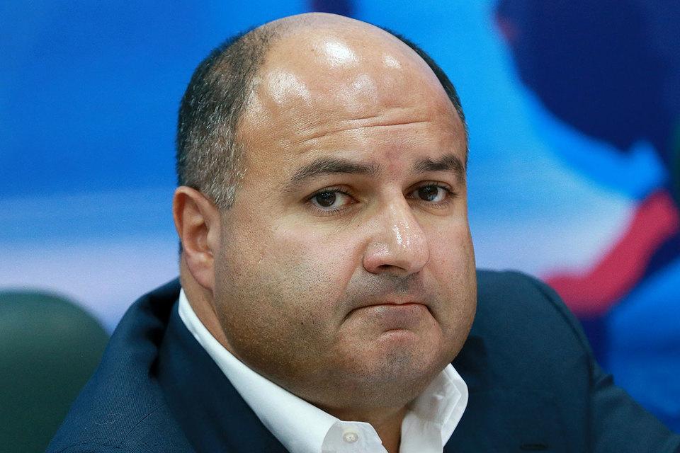В федерации бобслея России не знают, где находится Григорий Беджамов