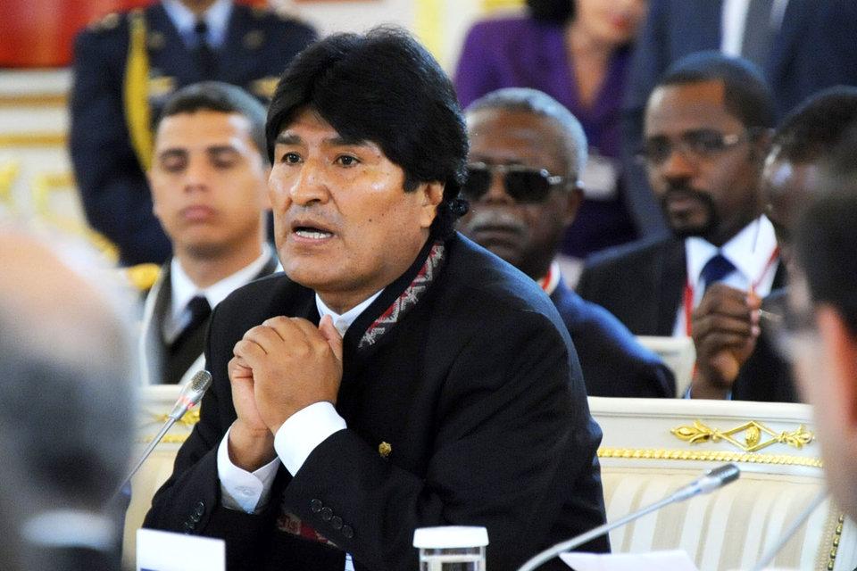 Боливийцы не разрешили Эво Моралесу стать президентом в четвертый раз