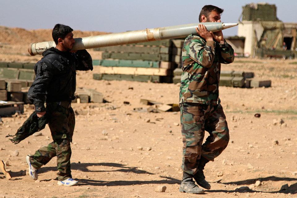 В Сирии пытаются договориться о приостановке военных действий
