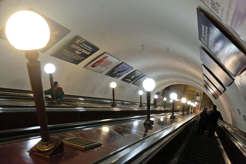 В ФАС подали жалобу на аукцион метрополитена по выбору рекламного подрядчика