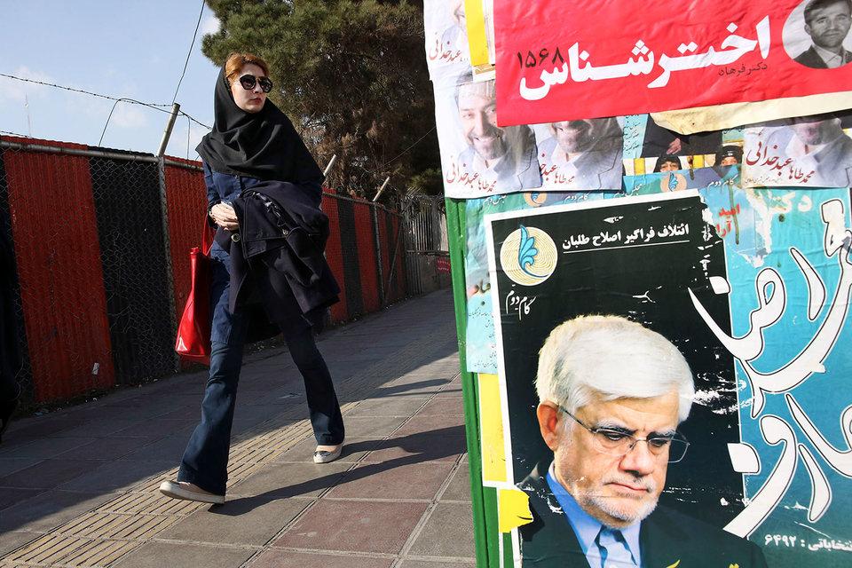 В Иране в пятницу пройдут выборы, от результатов которых зависит дальнейший политический курс выходящей из изоляции страны