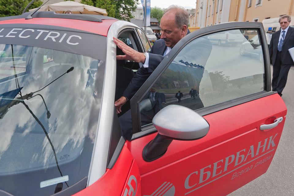 Владимира Дмитриева (на фото) во главе ВЭБа сменил зампред правления Сбербанка