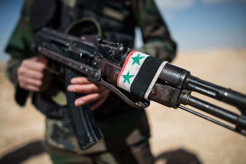 Перемирие в Сирии вступило в силу в полночь с пятницы на субботу