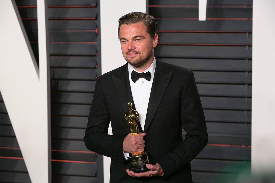 Через 22 года после первой номинации на «Оскара» Леонардо Ди Каприо его все-таки получил