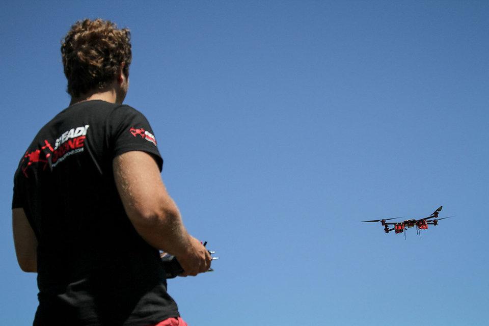 Беспилотные летательные аппараты становятся все более массовым устройством