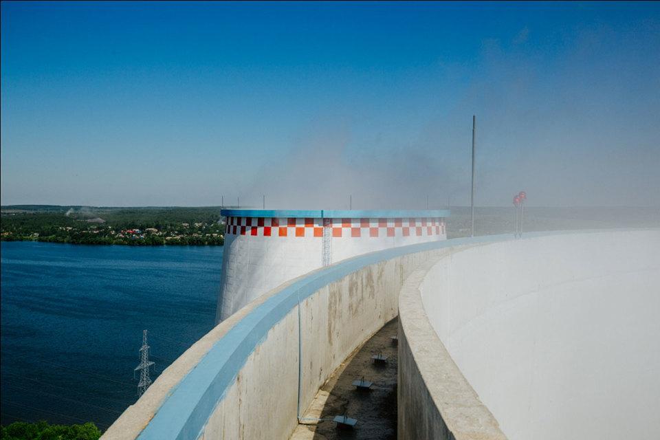 К 2017 г. будет выведен блок на Черепетской ГРЭС (три блока общей мощностью 865 МВт)
