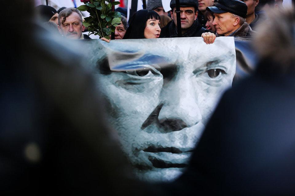 Требования найти истинных заказчиков убийства Бориса Немцова объединили многих оппонентов нынешней власти