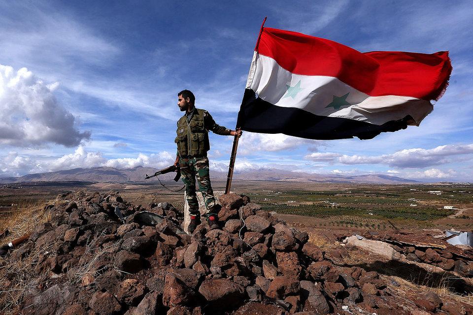 В Сирии вступил в силу режим прекращения огня