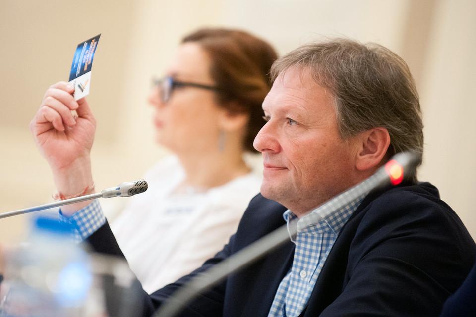 Борис Титов избран председателем «Правого дела»