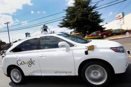 Cамоуправляемый автомобиль Google