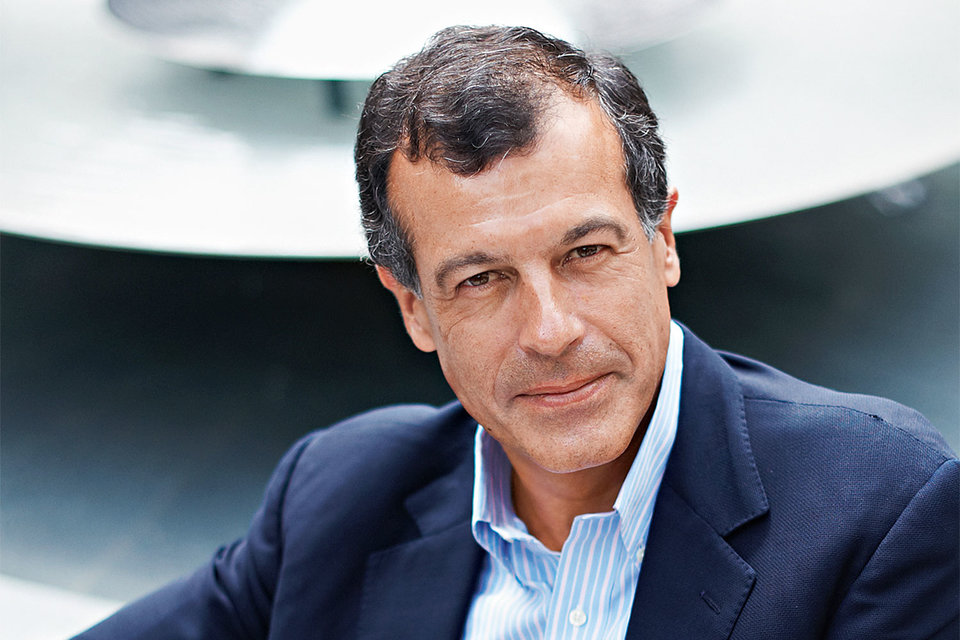Анри Жискар д'Эстен, президент Club Med