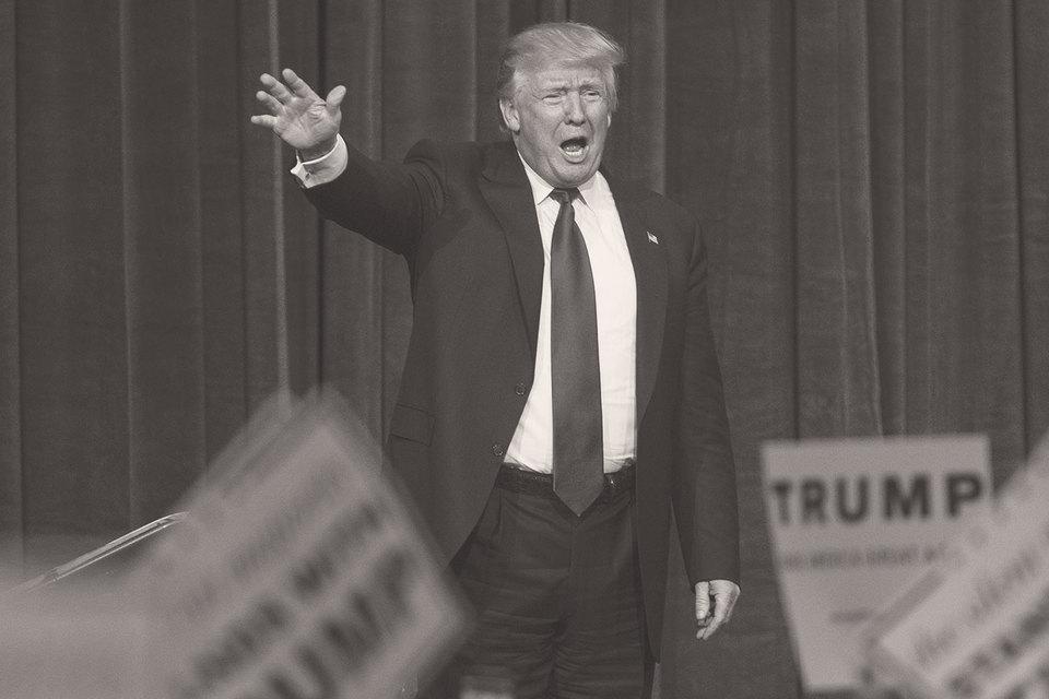 Трамп делает вид, будто огромная западная страна может существовать без миграции, и сегодня это нравится обывателю