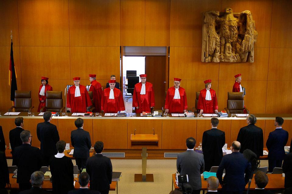 В Германии начался суд по запрету неонацистской Национал-демократической партии