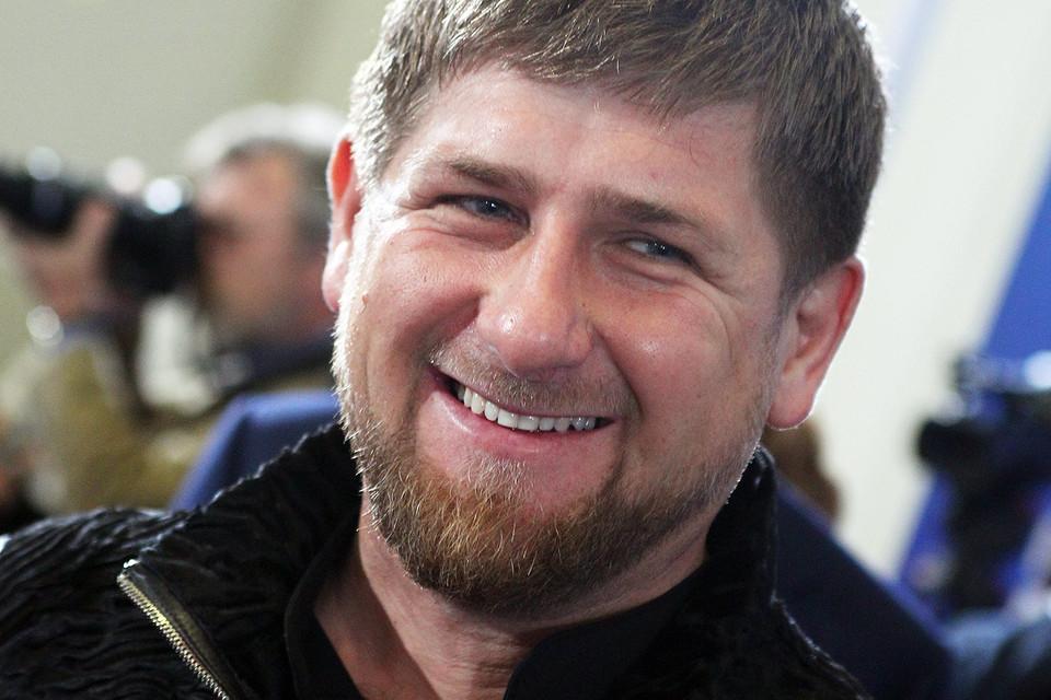"""Рамзан Кадыров дал интервью """"Интерфаксу"""""""