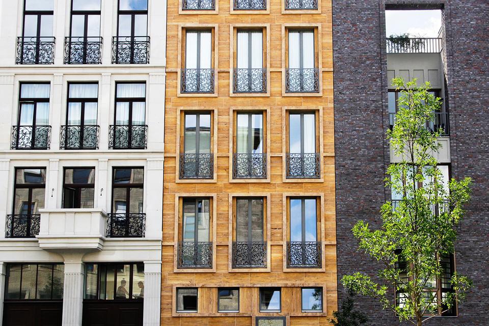 Россияне в инвестиционных целях покупают пулы квартир в деловых районах (например, в Берлине район Митте)