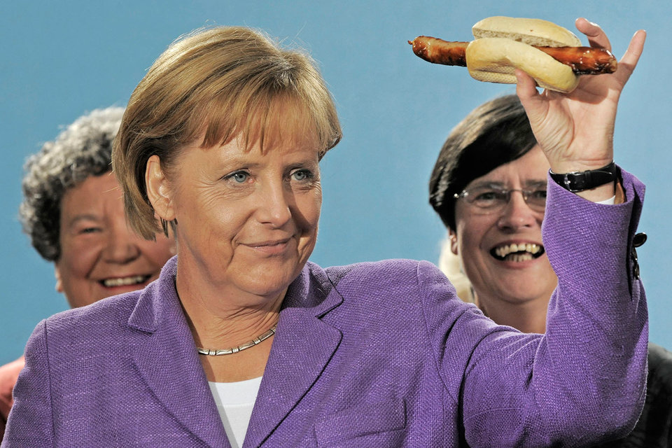 В Германии спорят об исключении свинины из меню по религиозным соображениям