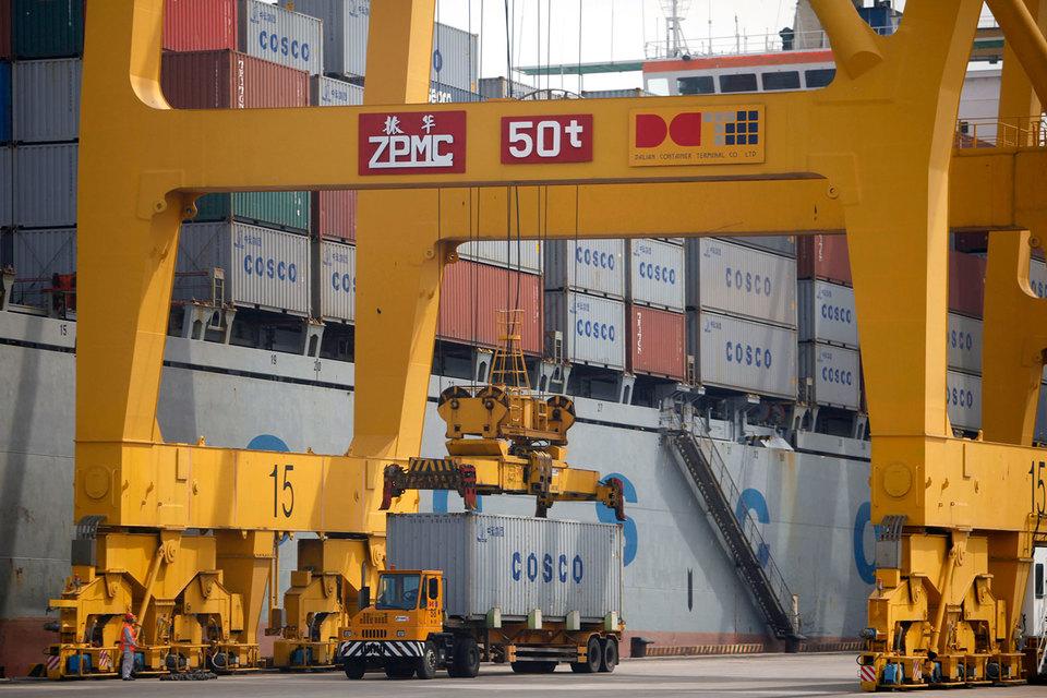 Cosco – яркий пример проблем, с которыми сталкиваются неэффективные китайские госкомпании