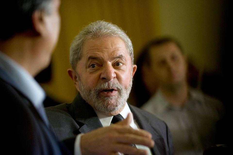 В Бразилии задержан экс-президент страны Луис Инасиу Лула да Силва