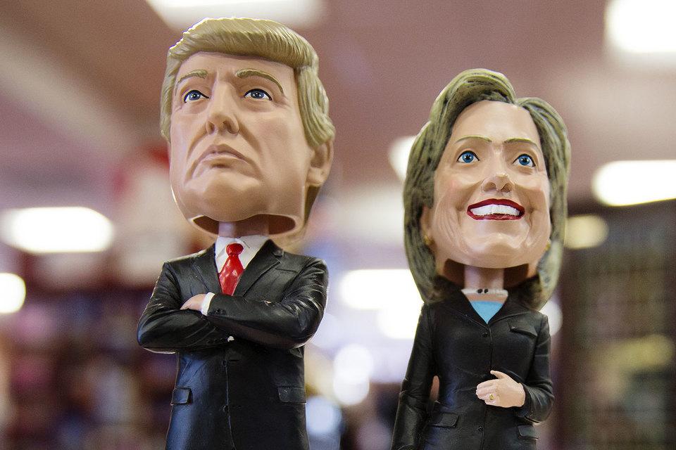 Трамп и Клинтон выиграли предварительные выборы в Луизиане