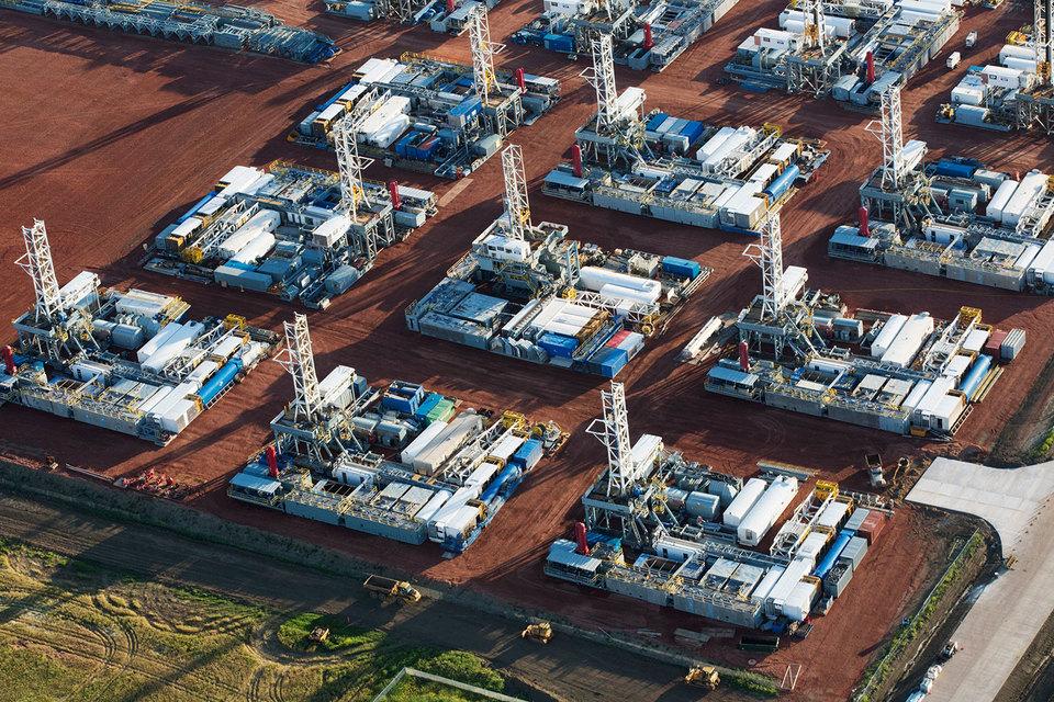 Цены на нефть растут из-за сообщений о сокращении количества буровых установок в США