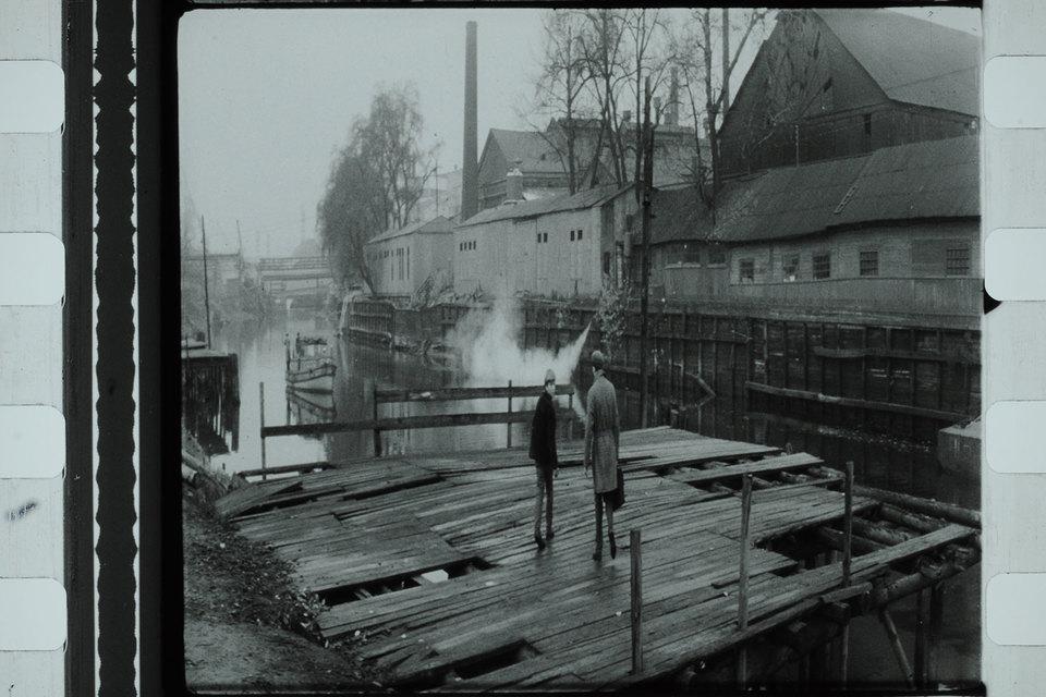 Кадр из фильма «День солнца и дождя», 1967