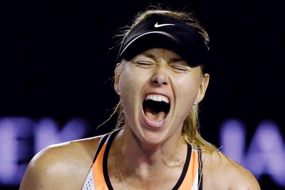 Мария Шарапова также рискует потерять почти $300 000, полученных в качестве призовых за участие в Australian Open