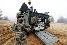 США хотят усилить военное присутствие в Европе