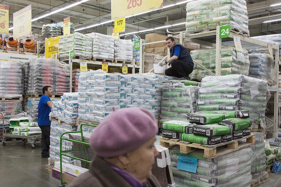 Емкость рынка строительных смесей в Петербурге и Ленобласти составляет 700 000–900 000 т