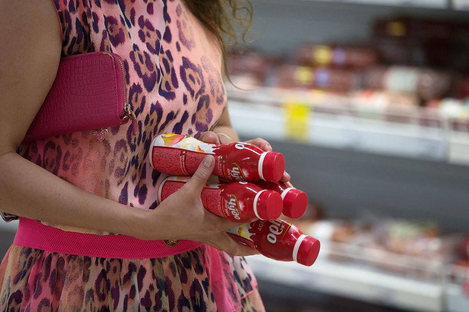 Продажи молочных десертов в России за прошлый год сократились на 18%