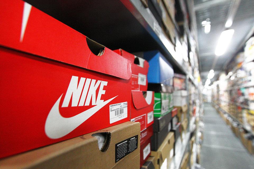 Nike добежал  до интернета