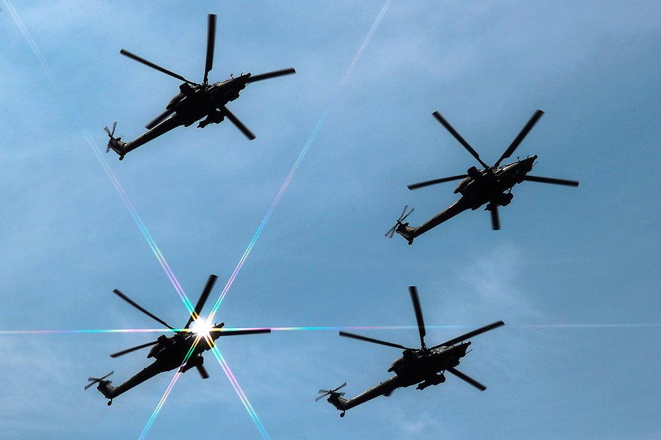 Часть акций госхолдинга «Вертолеты России» может купить государственный Российский фонд прямых инвестиций