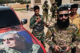 Россия собирает пул лояльных Москве сирийских оппозиционеров