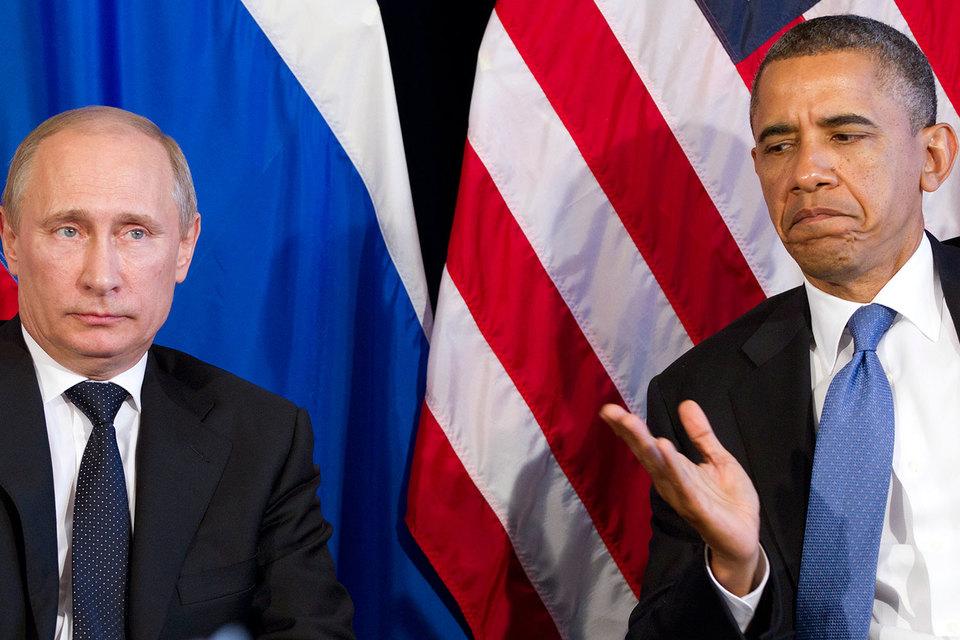 Оказывается, Обаме не приходилось ждать Путина по два часа, как это случалось с другими политиками