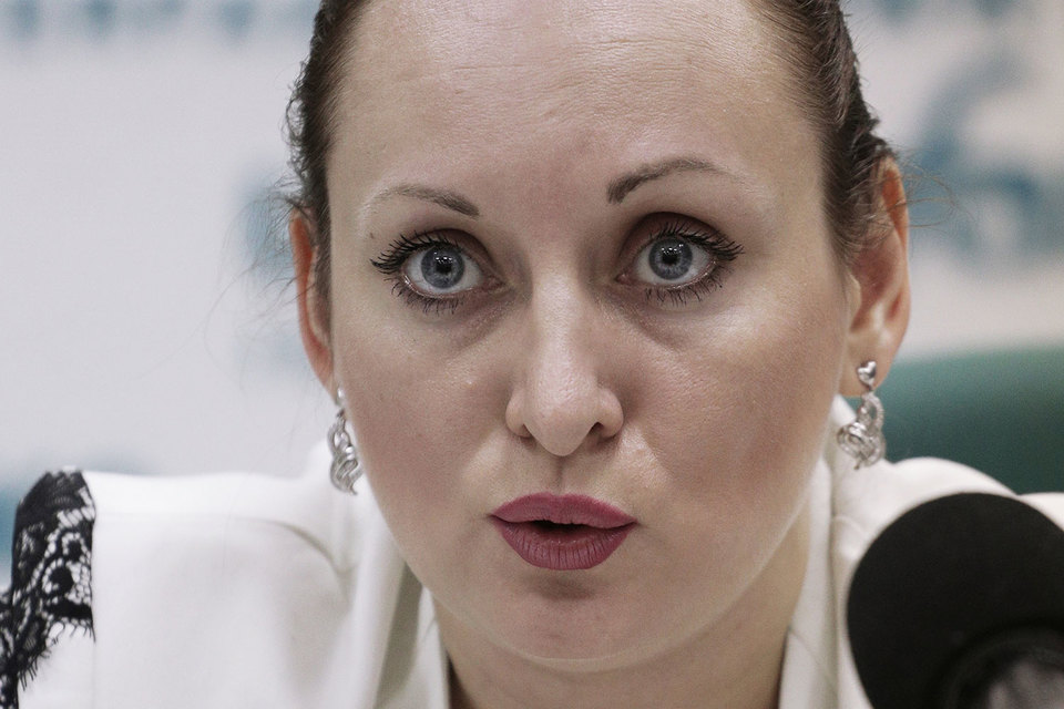 Наталья Пелевина — ответственный секретарь «Независимого совета по правам человека», а также учредитель и руководитель американской некоммерческой организации Democratic Russia Committee